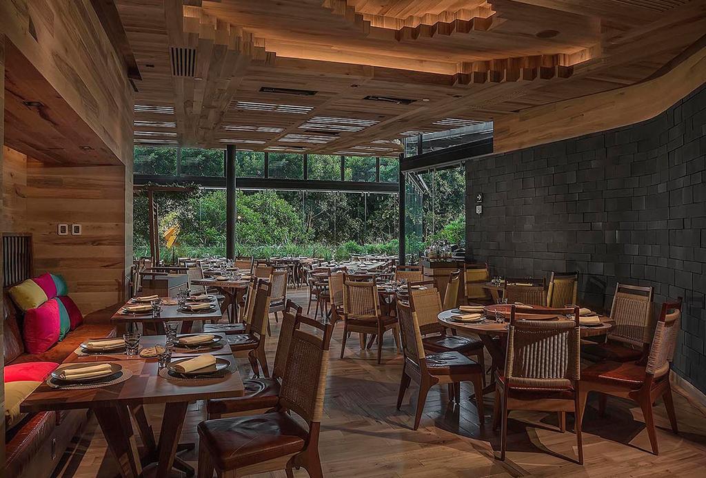 11 restaurantes dentro de hoteles de la CDMX que te sorprenderán - chapulin-rest