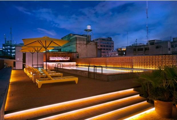 6 hoteles para hospedarte en el Centro Histórico de la CDMX - downtown-1024x694