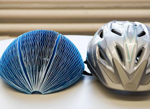 El casco plegable que todo ciclista urbano querrá - ecohelmet-5