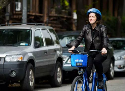 El casco plegable que todo ciclista urbano querrá - ecohelmet