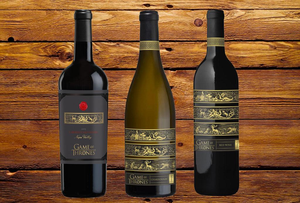 ¡Game of Thrones lanzará una colección de vinos! - got-vino