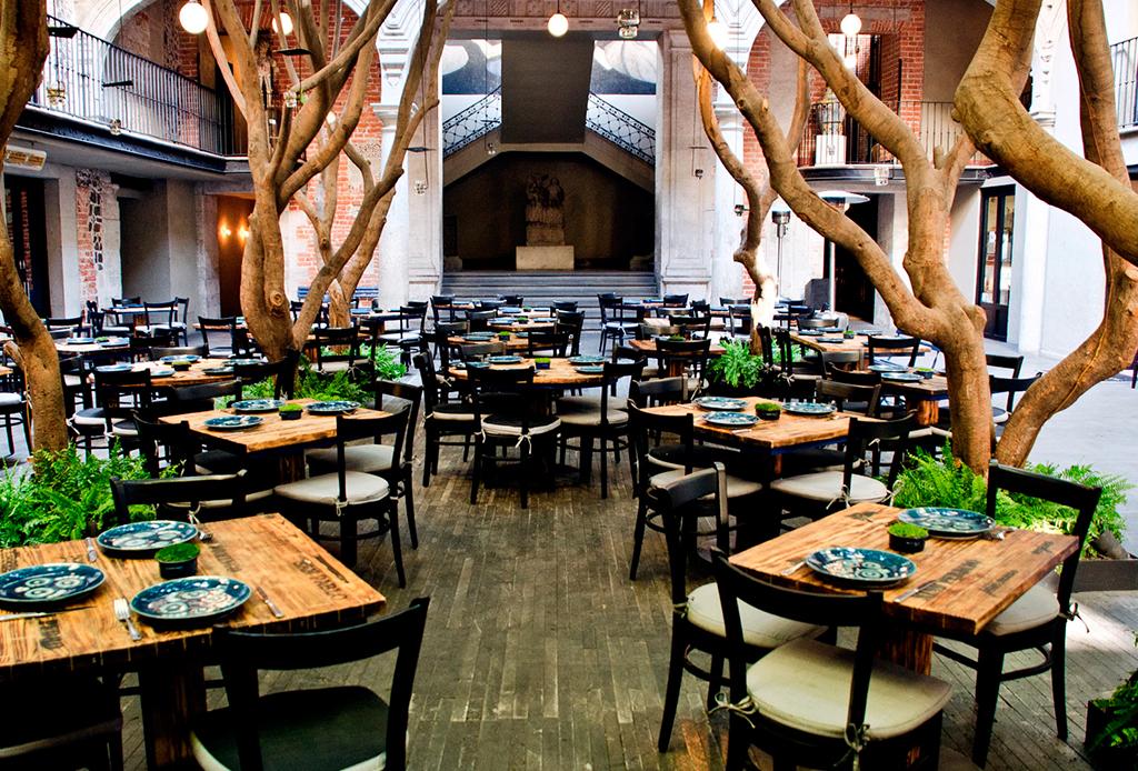11 restaurantes dentro de hoteles de la CDMX que te sorprenderán