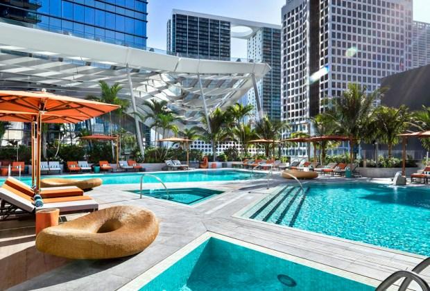 8 hoteles para hospedarte durante el Art Basel Miami 2016 - hotel-east-miami-1024x694