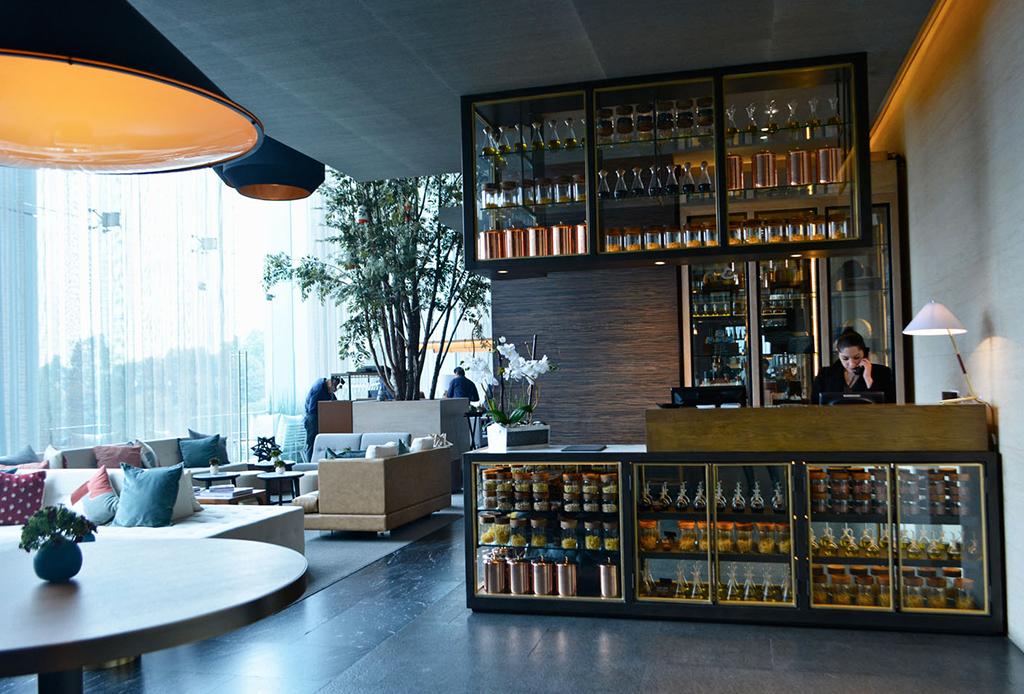 11 restaurantes dentro de hoteles de la CDMX que te sorprenderán - market