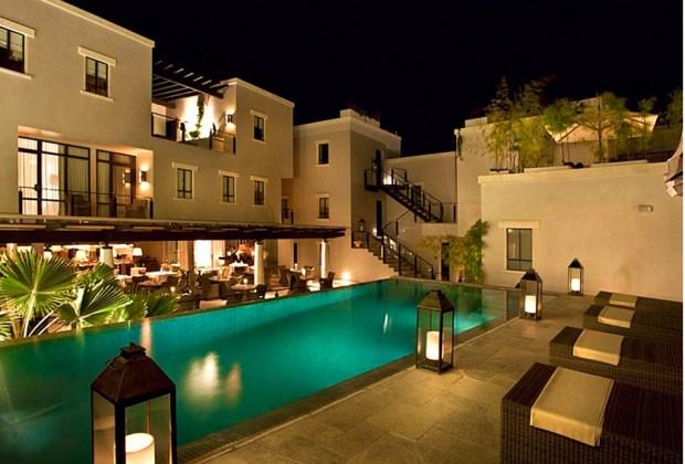 8 exclusivos hoteles minimalistas en México para tu próxima vacación - matilda-hotel-minimalista-1024x694