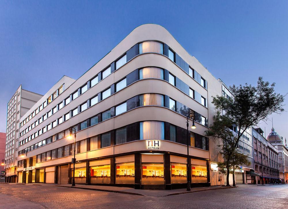 6 hoteles para hospedarte en el Centro Histórico de la CDMX - nh
