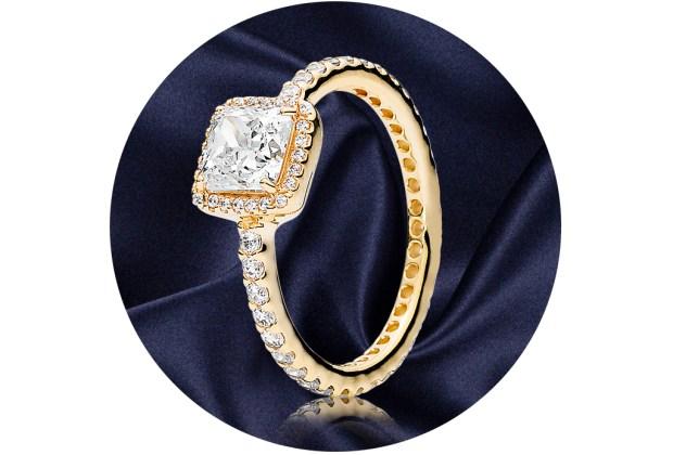5 anillos ideales para regalar a quienes aman la joyería - pandora-timeless-ring-1024x694