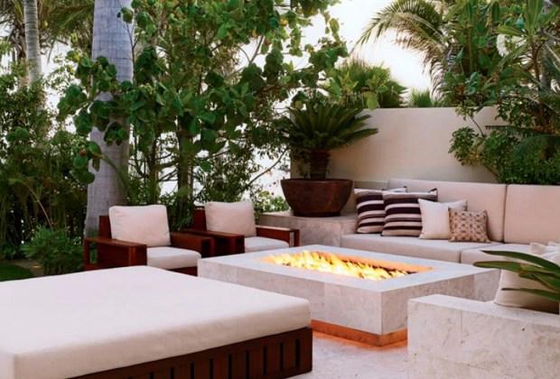 George Clooney pone a la venta su casa en Los Cabos - patio-george-clooney-1024x694