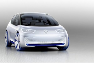 Así se verá el nuevo coche eléctrico de Volkswagen