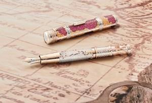 Montblanc rinde homenaje a Marco Polo