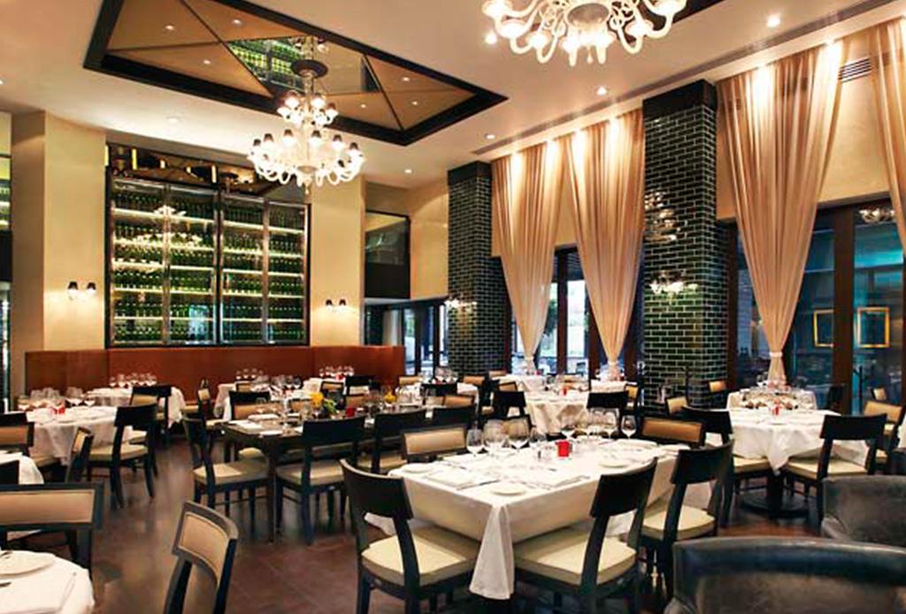 11 restaurantes dentro de hoteles de la CDMX que te sorprenderán - quattro