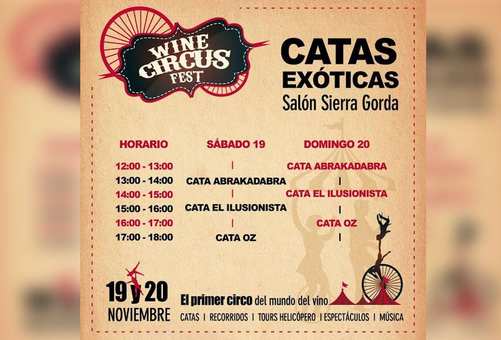 Este fin de semana no te pierdas el Wine Circus Fest - wine-circus-3