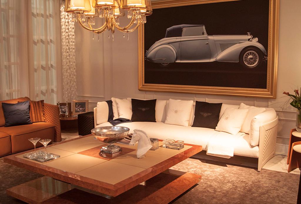 5 marcas de coches que también fabrican exclusivos muebles - c-bentley
