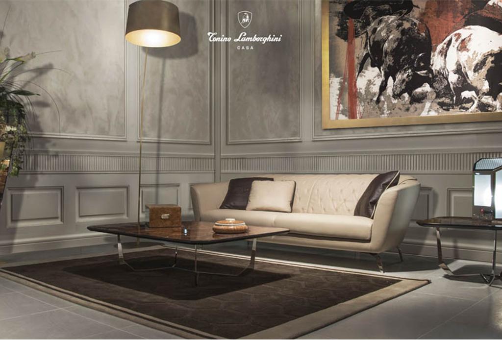 5 marcas de coches que también fabrican exclusivos muebles - c-lambo
