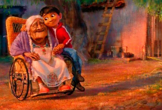 """""""Coco"""", un film de Pixar que se centra en una tradición mexicana - miguel-coco-1024x694"""