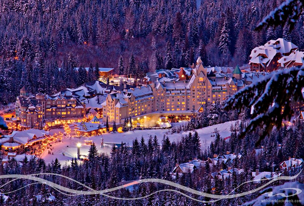 8 actividades para disfrutar Whistler al máximo durante invierno