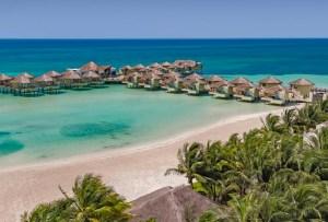 Conoce el primer concepto de hotel sobre el mar en México