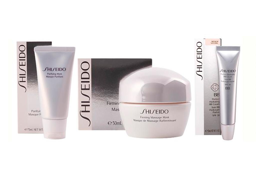 5 productos que deberías probar de Shiseido