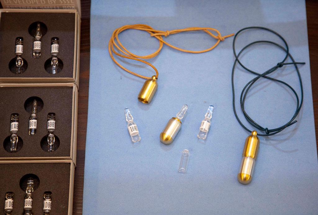 Smell memory kit: tus recuerdos en un kit de olores personalizados