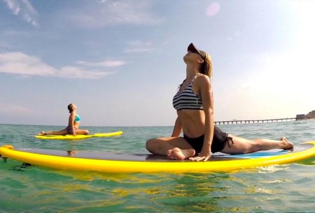 6 actividades de ecoturismo para hacer en Aruba - aruba-ecoturismo-yoga-1024x694