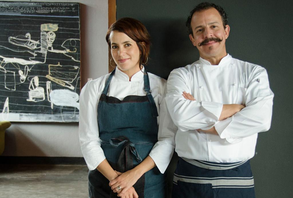 ¿Amas la comida? DEBES conocer a estos chefs mexicanos - c-benito-molina