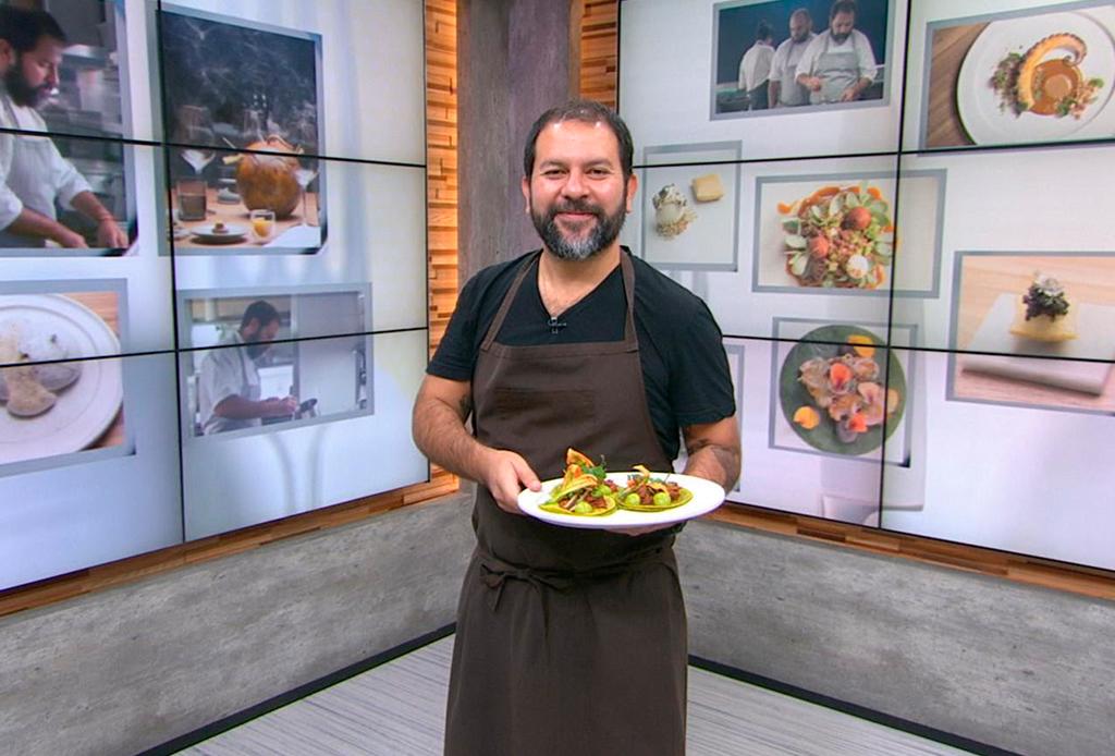 ¿Amas la comida? DEBES conocer a estos chefs mexicanos - c-enrique-olvera