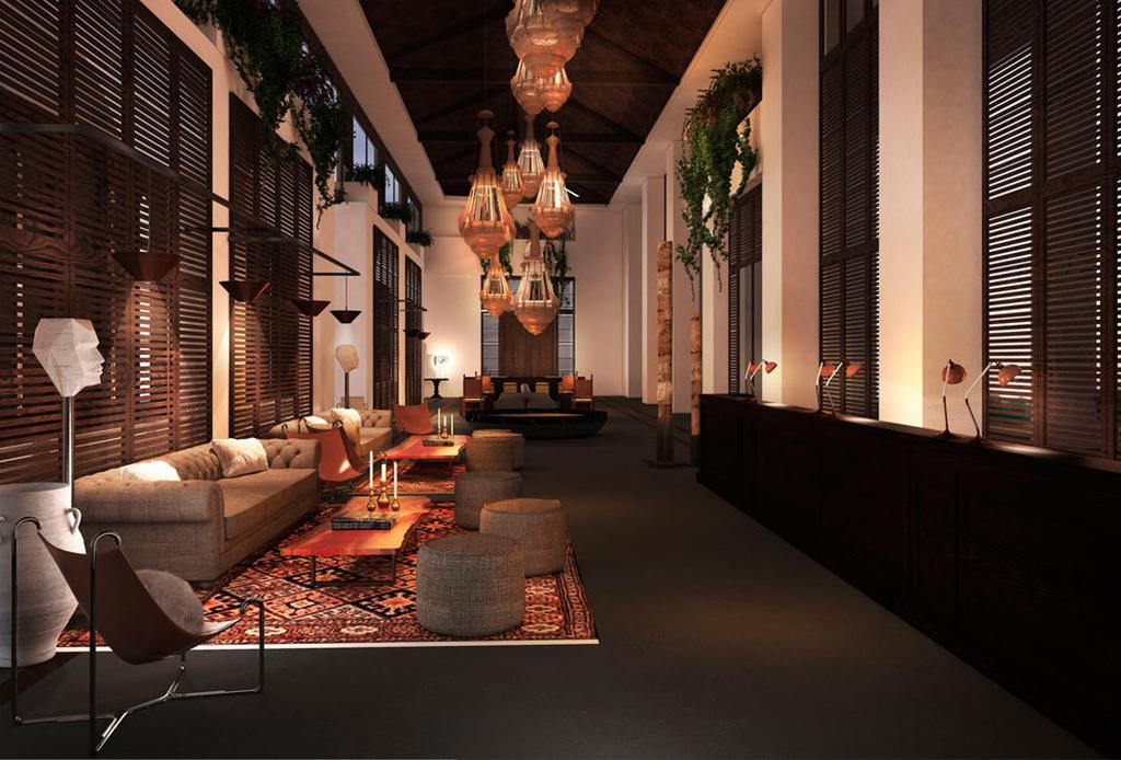 6 exclusivos hoteles que abrirán sus puertas este 2017 en México