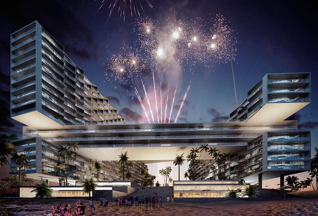 6 exclusivos hoteles que abrirán sus puertas este 2017 en México - c-ushuaia-beach