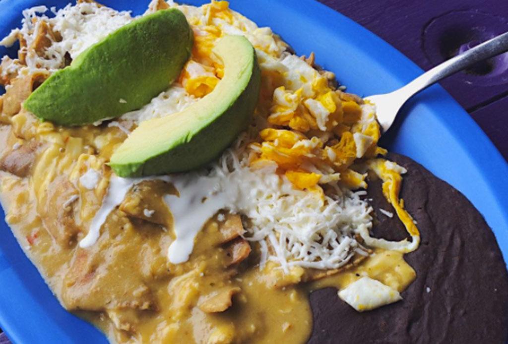 8 exquisitos lugares para desayunar en Monterrey - desayuno-monterrey-frida-chilaquiles