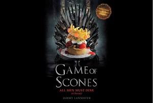 'Game of Scones': un libro de postres inspirado en 'Game of Thrones'