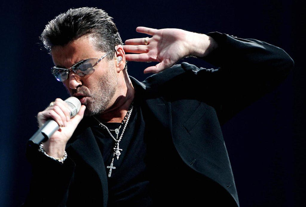 Una playlist para recordar a George Michael