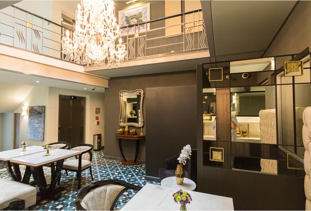 10 de los más exclusivos hoteles boutique de la CDMX - h-3