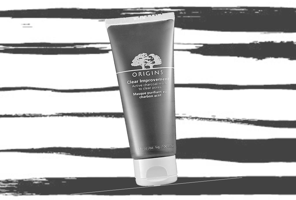 6 mascarillas de carbón para mejorar la piel del rostro - mascarilla-origins