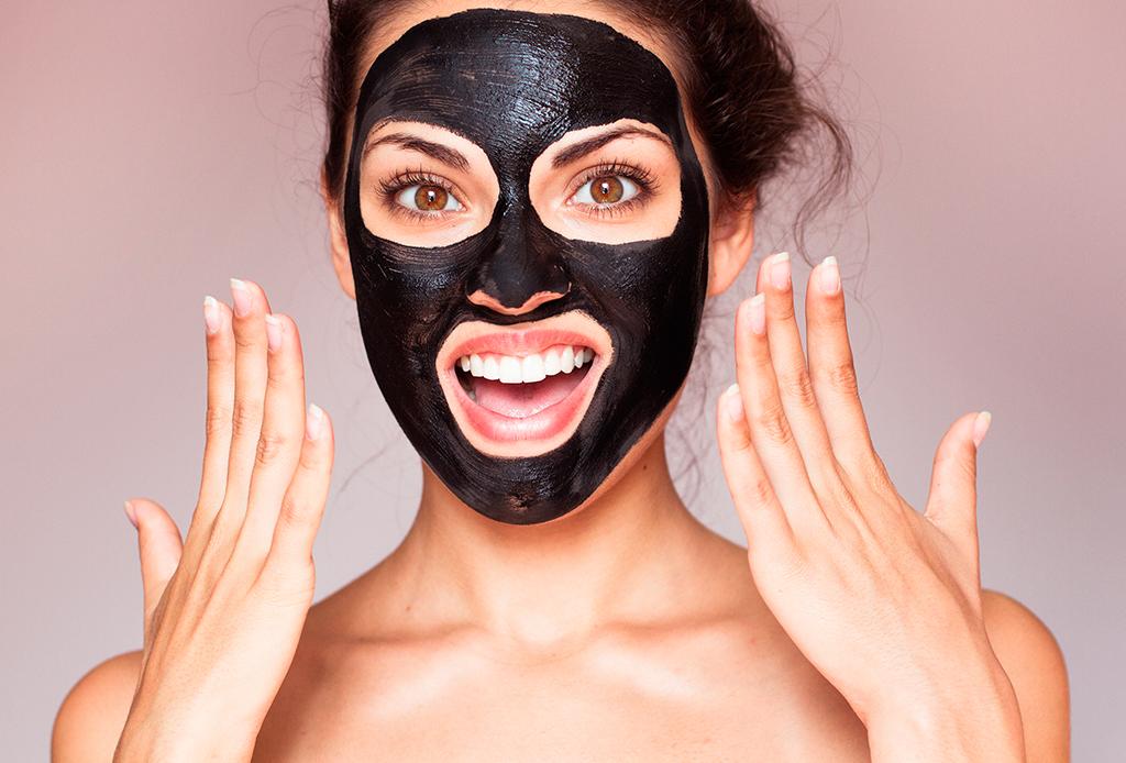 6 mascarillas de carbón para mejorar la piel del rostro
