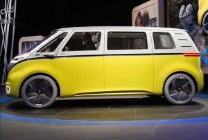 La 'combi' de Volkswagen regresa a las calles en una versión futurista