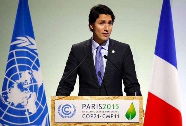 10 razones por las que amamos a Justin Trudeau - trudeau-climate-change-1024x694