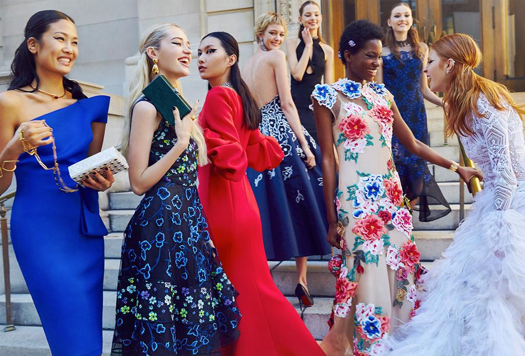 ¿Irás a una boda pronto? Estas son las tendencias de vestidos de fiesta para este 2017