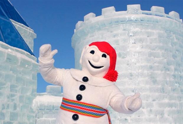 Quebec celebra el invierno como ningún otro lugar en el mundo - bonhomme-1024x694