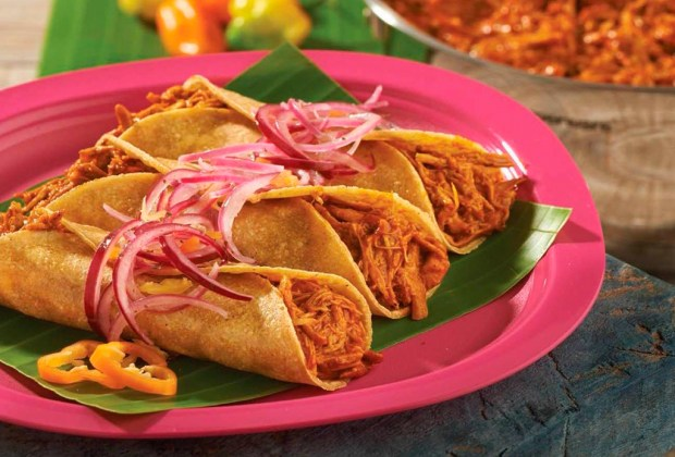 TURISTAS: 9 platillos básicos que reafirman tu visita México - cochinita-1024x694