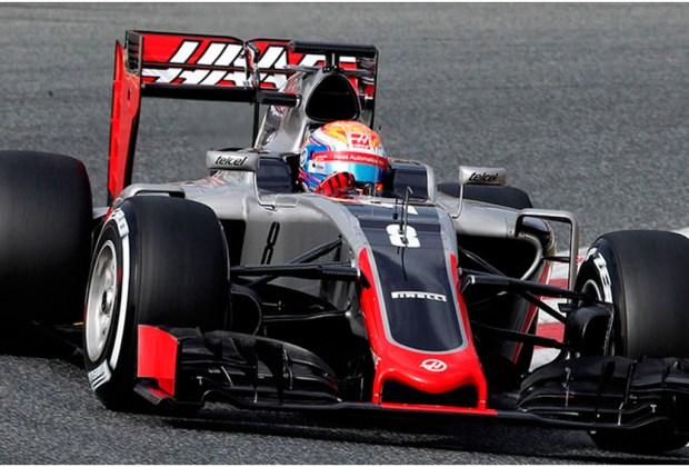 Los pilotos que estarán presentes en las escuderías de la F1 en el 2017 - haas-1024x694