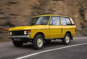 ¿Una Land Rover vintage? La camioneta regresa a su diseño de 1970