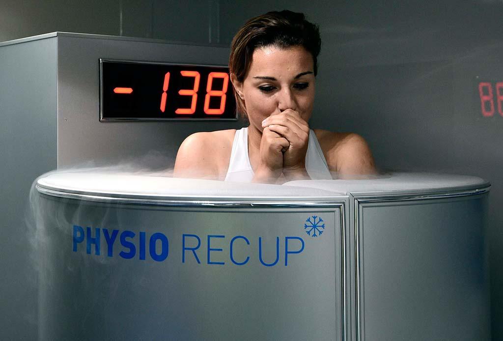 nitrógeno líquido para el cuidado de la piel