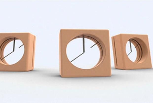 ¡Estos objetos son hechos 100% de material reciclado! - reloj-1024x694