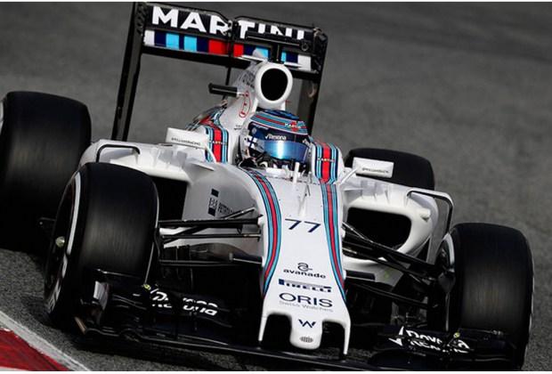 Los pilotos que estarán presentes en las escuderías de la F1 en el 2017 - williams-1024x694
