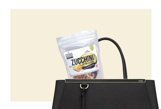 5 alimentos saludables para siempre llevar en tu bolsa - zucchini-1024x694