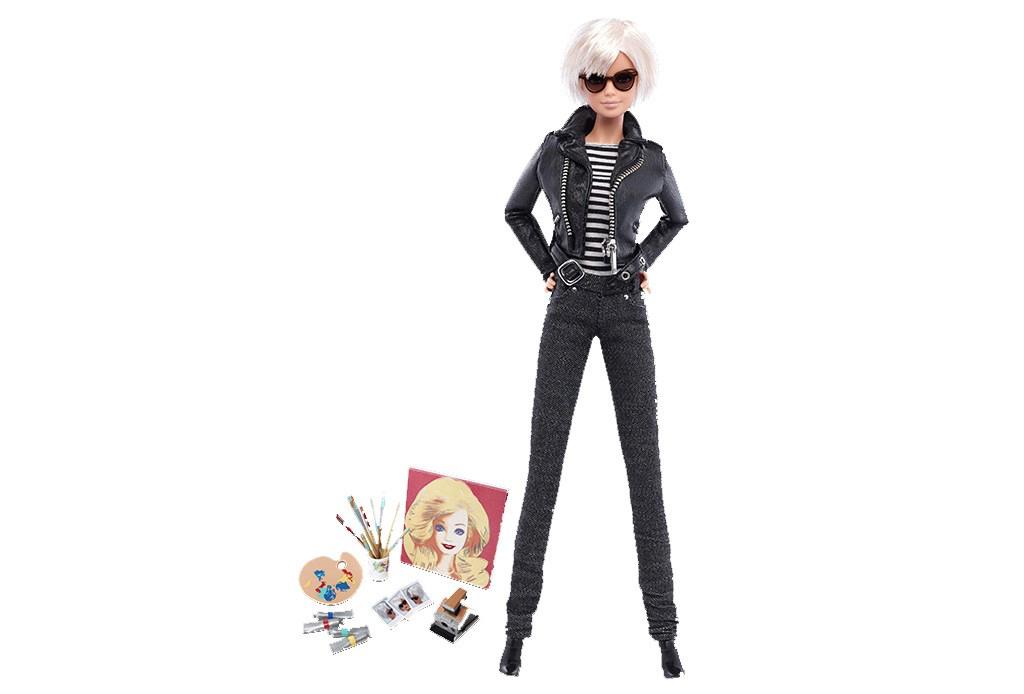 Celebridades que fueron convertidas a muñecas Barbie - andy