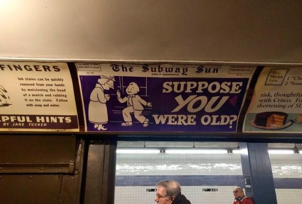 La línea secreta del metro de Nueva York con vagones antiguos - anuncio-1024x694