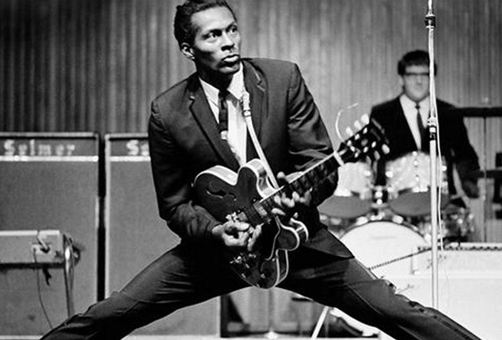 Larga vida al rock and roll con esta playlist inspirada en los temas de Chuck Berry