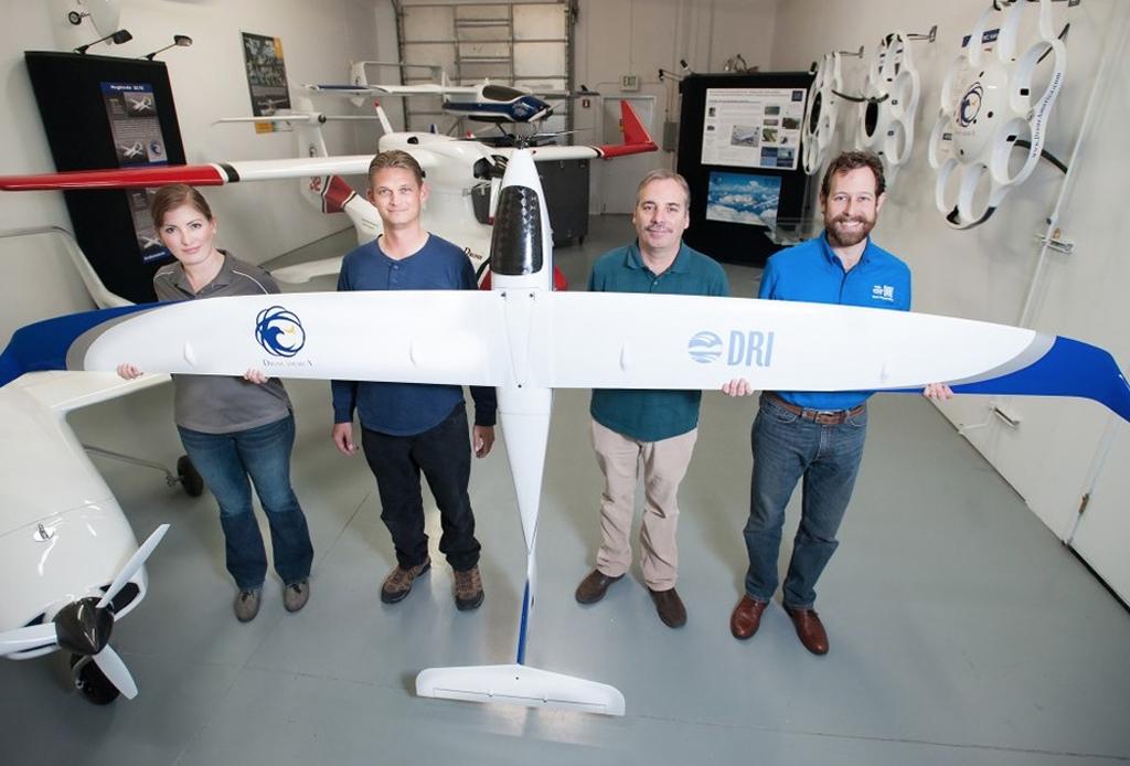 Ahora habrá drones que provocarán lluvia - dron-1