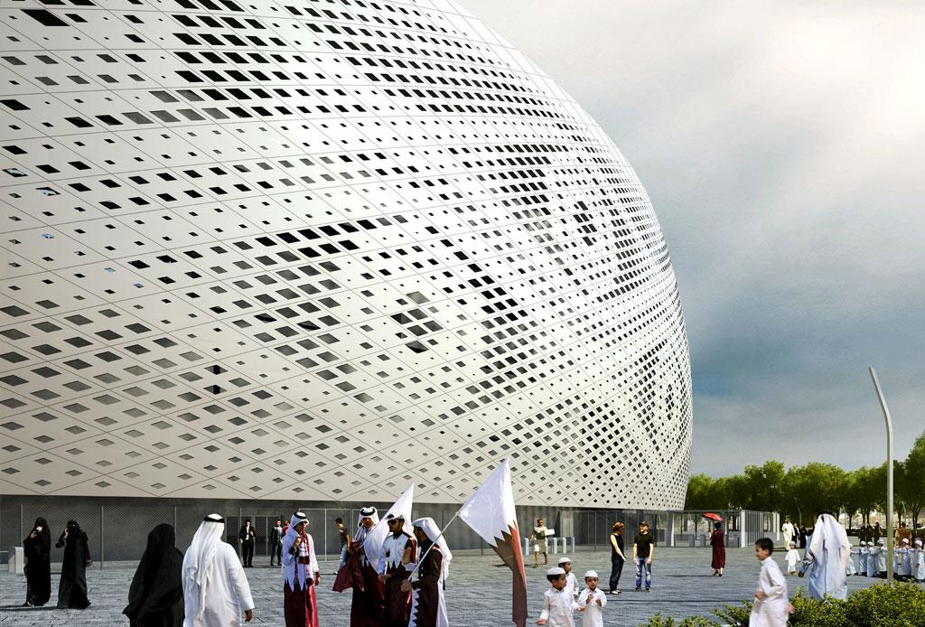 Conoce el impresionante estadio para la FIFA World Cup Qatar 2022 - estadio-qatar-2